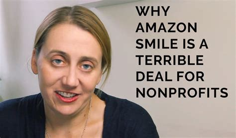 Why Nonprofits Need Mba S by Why Nonprofits Need To Stop Falling For The Smile Scam