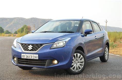 Suzuki Baleno Diesel Maruti Baleno Diesel Review Indian Autos