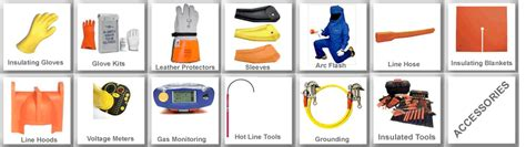 high voltage construction standards electrical and high voltage personal protective equipment