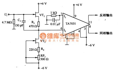 transistor lifier impedance high input impedance broadband lifier circuit diagram composed of field effect pair