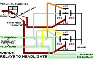 how to install lights with a relay switch apps directories