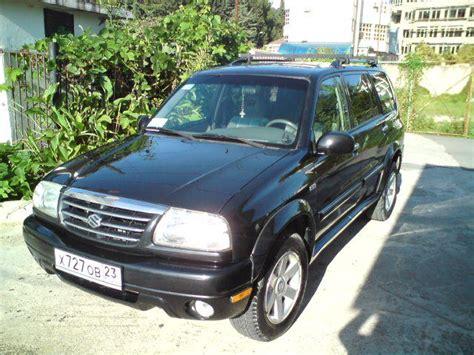 Suzuki Grand Vitara Xl 7 Used 2002 Suzuki Grand Vitara Xl 7 Photos 2700cc