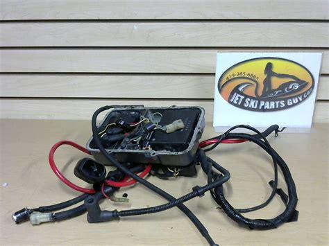 1994 tigershark montego 640 oem electrical box cdi unit igniter 3008 178 3008 170 used jetski