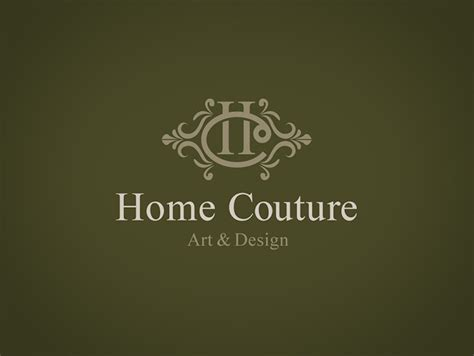 Home Couture Design Logo Design Award Winning Graphic Design And Package