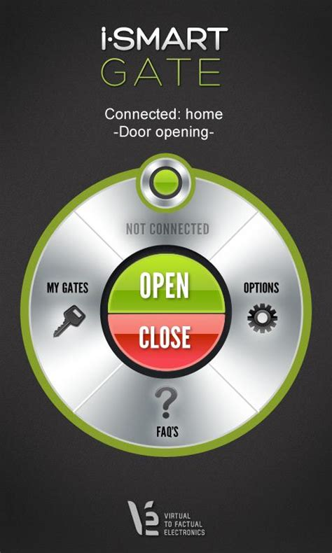 Garage Door Opener App For Iphone by Ismartgate Open Garage Door Android Apps On Play