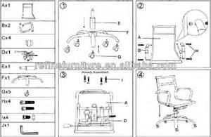 Office Chair Base Assembly Shunde Ergonomic Modern Leather Computer Swivel Executive