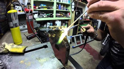 tattoo machine keeps stopping fabrication of a split frame tattoo machine youtube