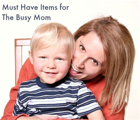 Parenting You Must Products For Busy by Must Items For The Busy Moments With Mandi