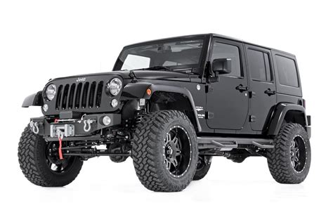 What Does Jeep Wrangler Jk Stand For 3 5in Suspension Lift Kit For 07 17 Jeep Jk Wrangler