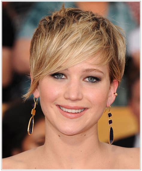hairstyles jennifer lawrence short tapered quot jennifer lawrence quot hairstyles