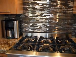 Stainless Steel Kitchen Backsplash Tiles by Stainless Steel Backsplash Tiles The Tile Home Guide
