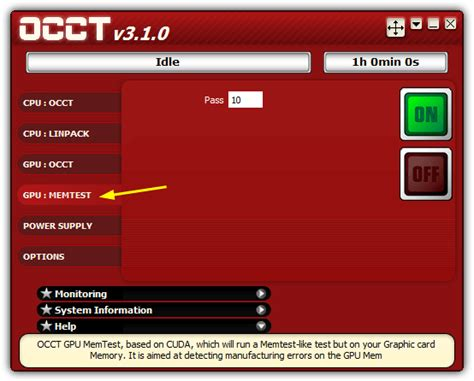 gpu ram test 5 ways to check the memory of your card for errors