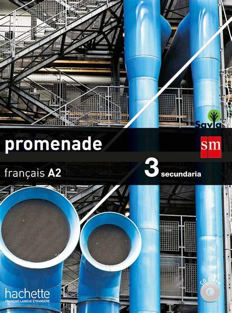 libro promenade franais 2 eso franc 233 s smsavia