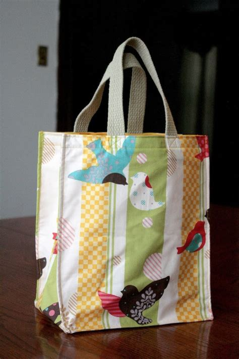 pattern for tote bag making the incredible 1 hour tote bag easy sewing pattern