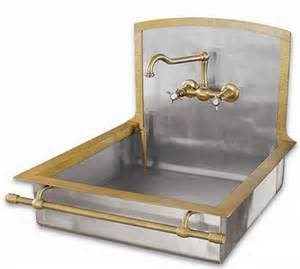 brass sinks that bring about an world charm