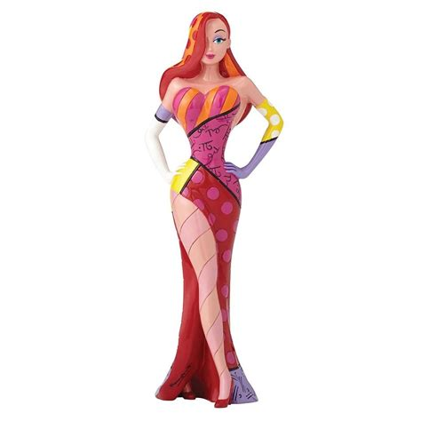 jessica rabbit who framed roger rabbit jessica rabbit figurine eol