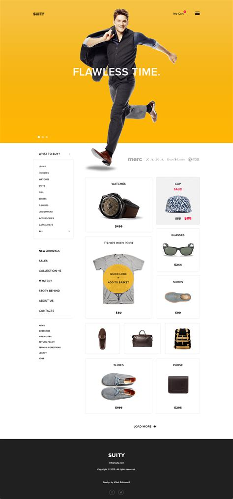 simple ecommerce template simple ecommerce website template psd psd