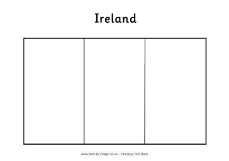 image gallery irish flag drawing
