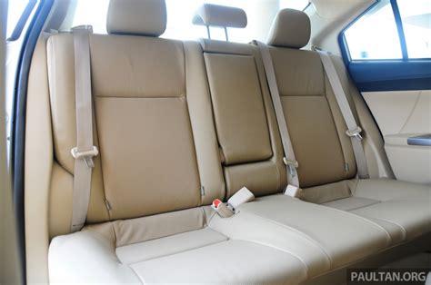 Corolla Altis Vios Limo Will Brake Pad Premium Ceram Berkualitas toyota corolla altis tested by paultan autoevolution