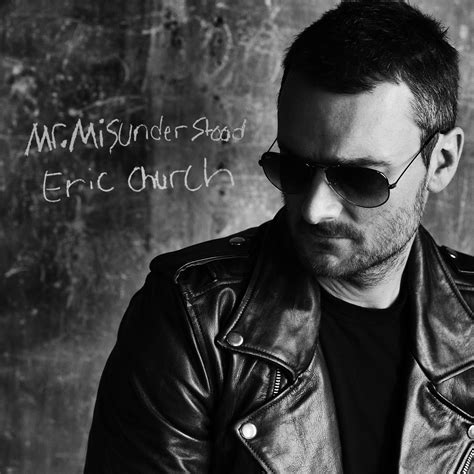 eric church fan eric church surprises fans with mr misunderstood album