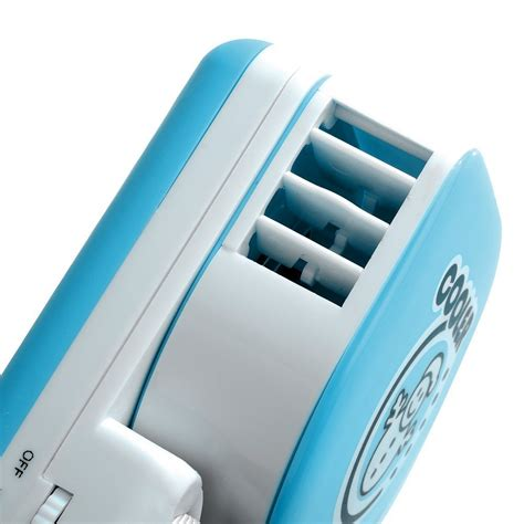 Ac Portable Surabaya handheld mini portable air conditioner usb fan blue