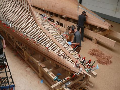 boat construction the beautiful craftsmanship of wooden boat building