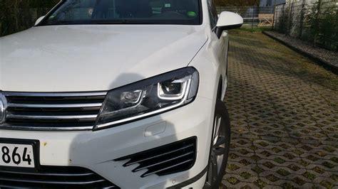Europcar Auto Kaufen by Vw Touareg Tdi 3 0 Als Mietwagen Ein 252 Ber Neuwagen