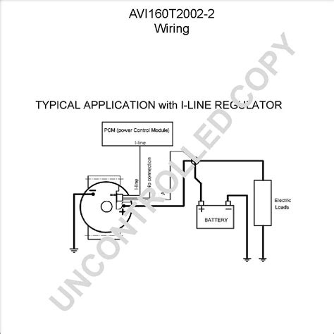 ford 6g alternator wiring ford free engine image for