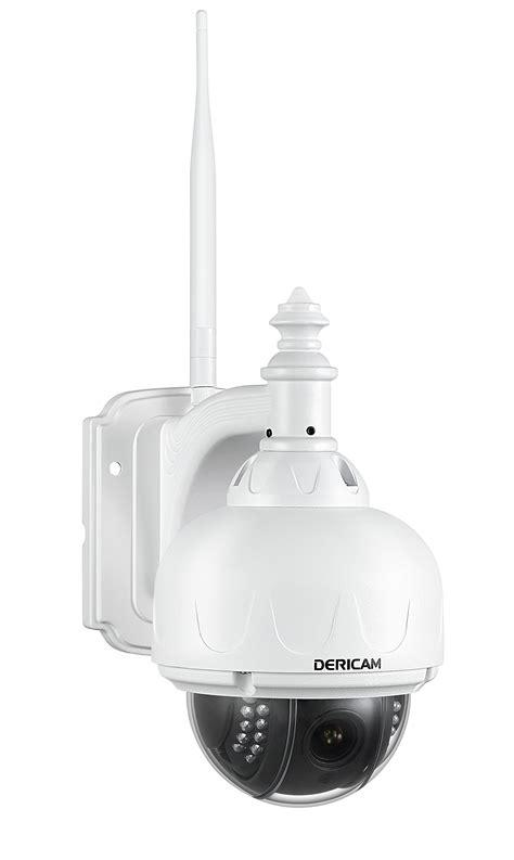wifi ip outdoor dericam outdoor wifi wireless ip security ptz