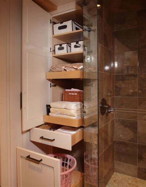 bathroom drawer storage ideas 19 unexpected versatile and very practical pull out shelf
