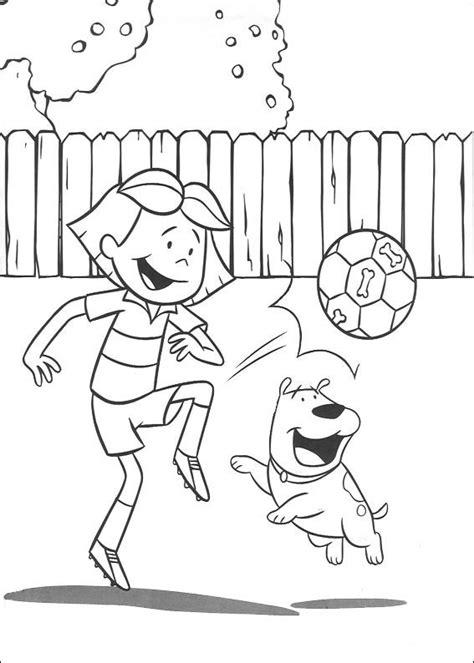 Clifford-Dibujos para imprimir y colorear
