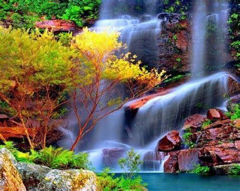imagenes bonitas de paisajes para celular fondos de pantalla de hermosos paisajes de cascadas
