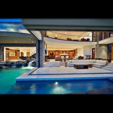swimming pool room swimming pool in your living room seriously i want that