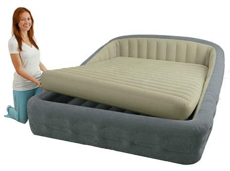 lit d appoint gonflable 2 personnes