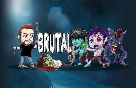 best home decor youtube channels brutal youtube channel banner design by brianb3x on deviantart