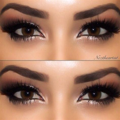 Eyeliner Brown 668 best images about eye makeup tutorial on eye makeup tutorials eyeliner and eyebrows