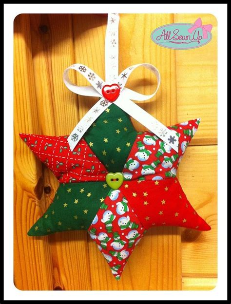 Patchwork Decorations To Make - 17 best ideas about sewing projects on