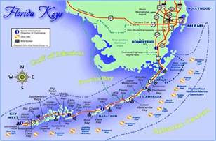 us map key west let s walk talk and laugh ultimate road trip the
