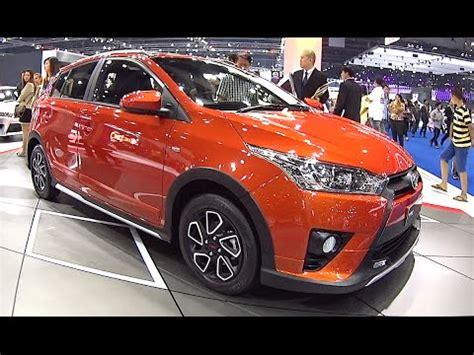 Toyota Yaris S Trd 2016 2016 2017 toyota yaris trd sportivo edition