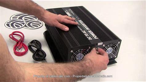 Transformateur 24v 12v 182 by Modified Wave Power Inverter 3000w 12v To 220v Distributed