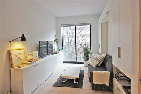 micro apartment interior design video nyc s first micro apartment building is almost