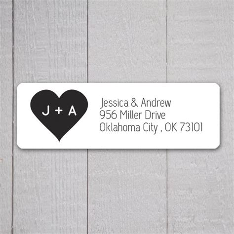 wedding address labels wedding invitation return address labels wedding stickers