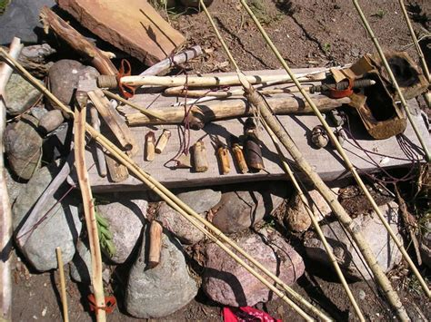 primitive tools a hermit s diary a quest for