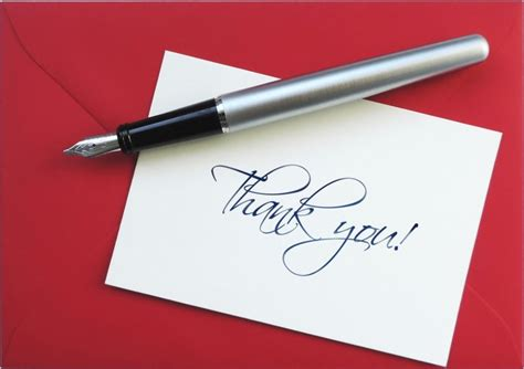 Thank You Letter Gesture 73 best thank you messages your would certainly