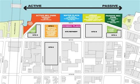 Waterfront Floor Plans Domino Sugar Factory Master Plan Development Shop