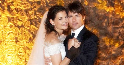 tom cruise gets married tom cruise and katie holmes got married 10 years ago us