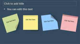 powerpoint template edit how to add custom sticky notes to powerpoint presentations