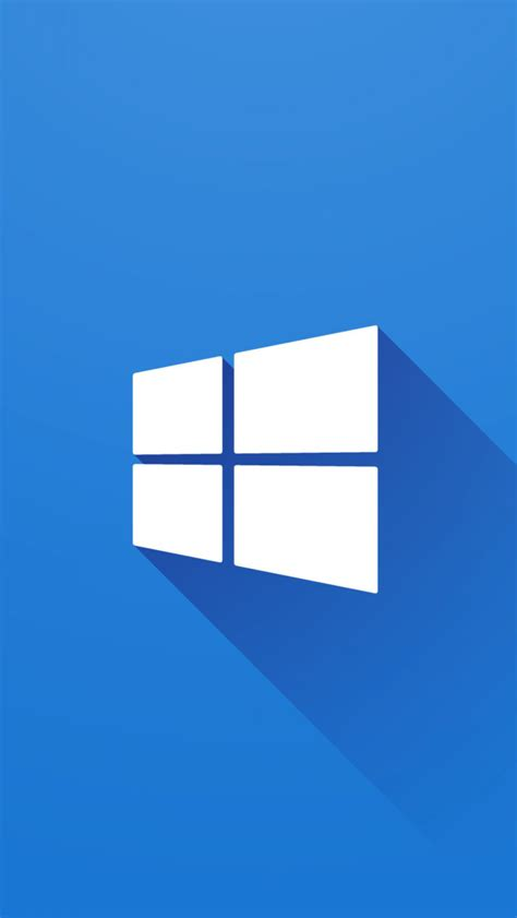 win10 logo windows 10 logo iphone 6 6 plus and iphone 5 4 wallpapers