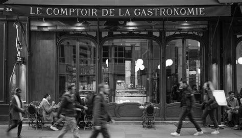 restaurant le comptoir de la gastronomie things to
