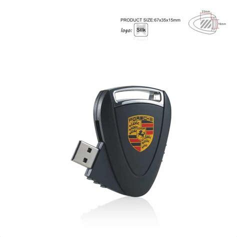 Usb Porsche by Usb Stick Porsche Sleutel Usb Wereld